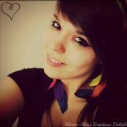 Marie-Alexe ''Rainbow'' Delisle