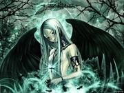 Skycomet the Fallen Angel