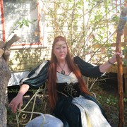 Priestess Maighread Birdsong