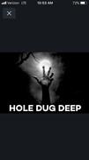 Brian Christensen-HOLE DUG DEEP