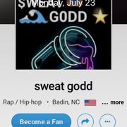 Sweat godd