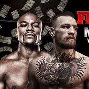 Floyd Mayweather vs Conor McGreg