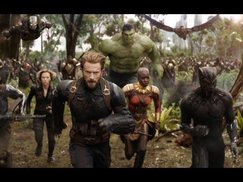 Avengers-Infinity War - Ending Scenes - All Avengers 4 Spoilers   Pacific Rim 2 on Here