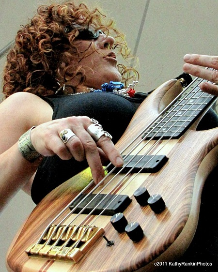 Interview with Pacific Northwest bassist Polly O'Keary