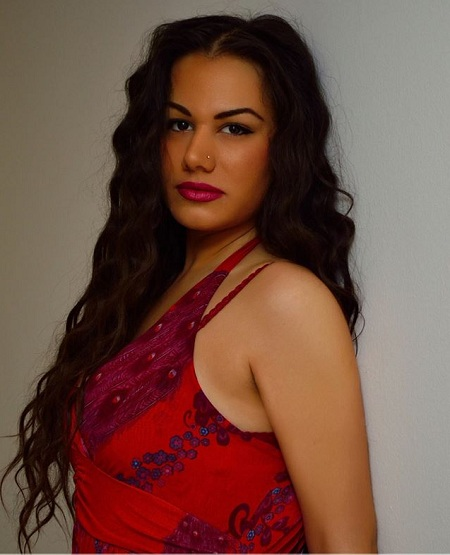 Interview With Italian Singer Sabrina Matola Her Unique Soul Jazz Voice And Presence Impress The Audience Blues Gr