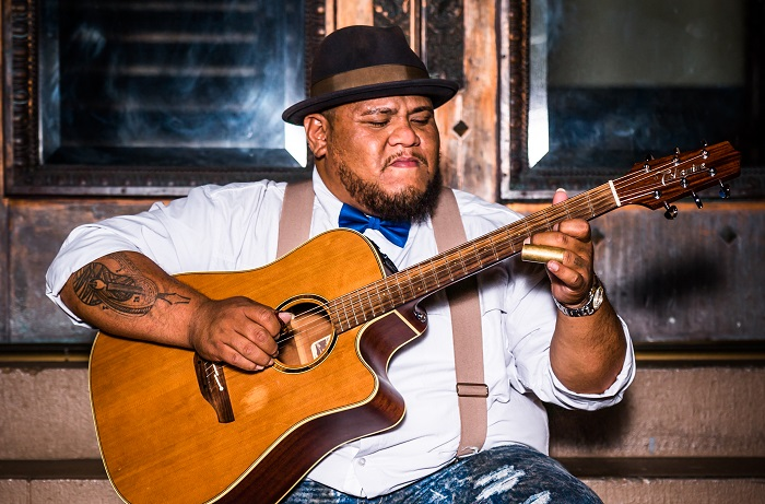 Q&A with Hawaiian-Based Roots Singer/Guitarist John Akapo - Delivers
