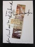 """Cinzia Farina - """"Graffiti di terra scritta"""", 3/3 per Roberto Scala"""