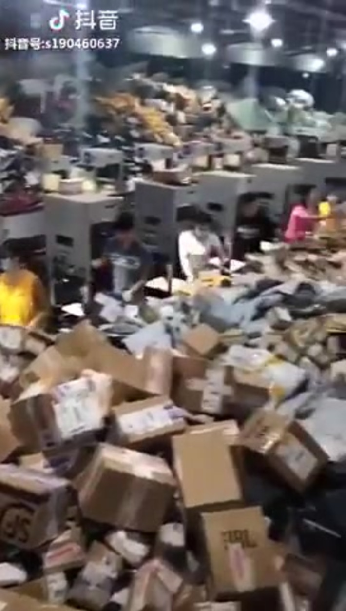 chinese_package_sorting_facility