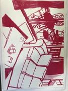 Mail art from Ellie Wilsden