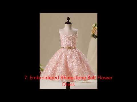Top 10 Trending Flower Dresses For Girls That'll Make You Go Aww…
