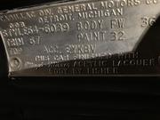 Body ID Plate