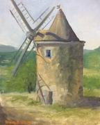 Le Moulin, Provence