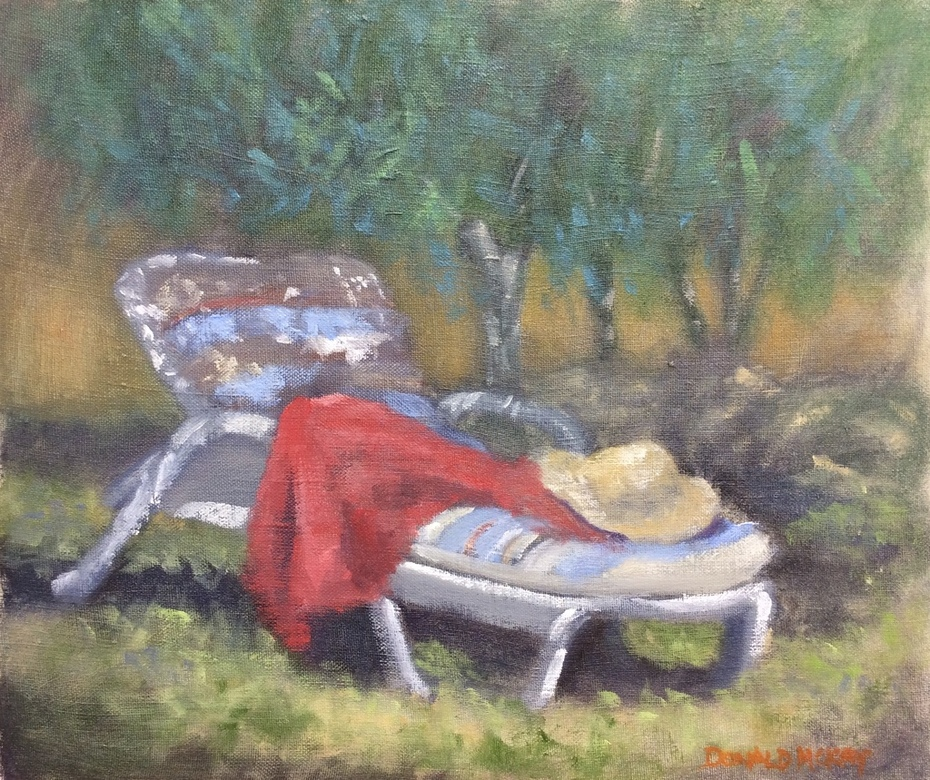 Under the Olive Tree, Provence