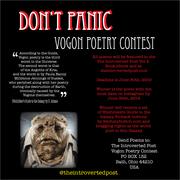 Vogon Poetry Contest