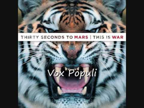 30 Seconds To Mars - Vox Populi (HD sound)