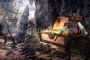 Pirates Creature Characters By GameYan 3D Animation Studio