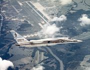 RA-5C_RVAH-14_in_flight_over_NAS_Albany_1969