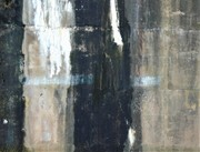 Abstract Composition (Under The Bridge - Hommage au Motherwell)