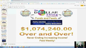 Force Fed, Self Building, People Helping People Worldwide System Webinar Replay 23rd April 2019