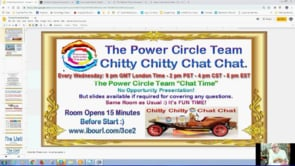 Smart Phone to Six Million from Free with Power Circle Team, Chitty Chitty Chat Chat Webinar Replay 24th April 2019