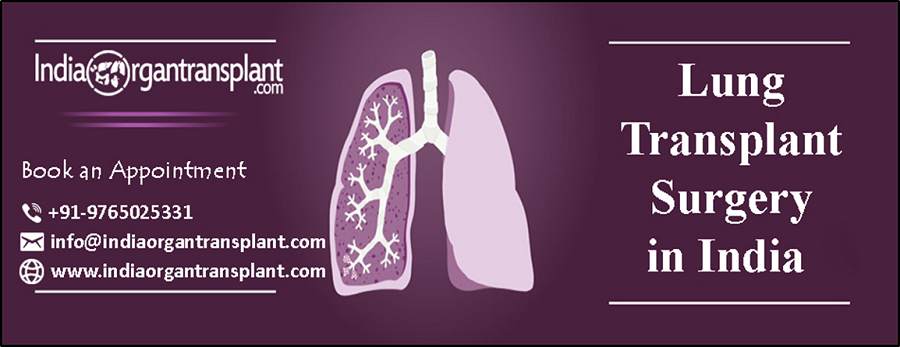 Lung Transplant with the Most Renowned Best Price Hospitals in India