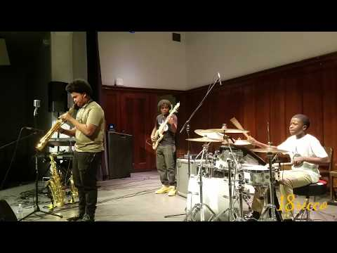 Jazz Workshop Inc. Family Night Final 2019 with Tha Funky Fly Project