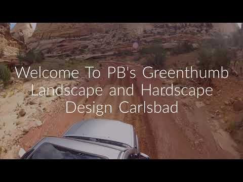 PB's Greenthumb Landscape and Paving Stone Installation in Carlsbad