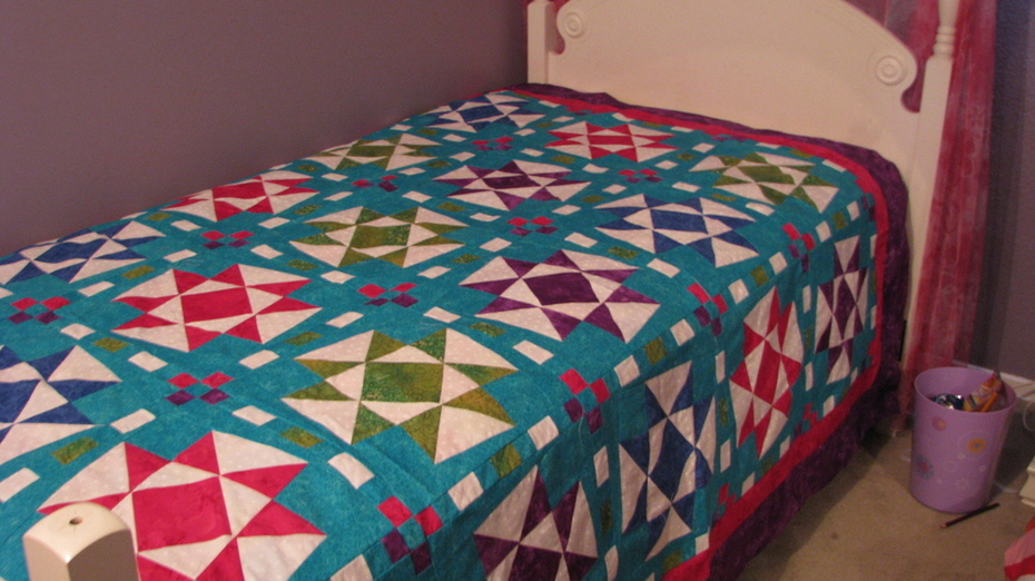 Jacklyn's Quilt
