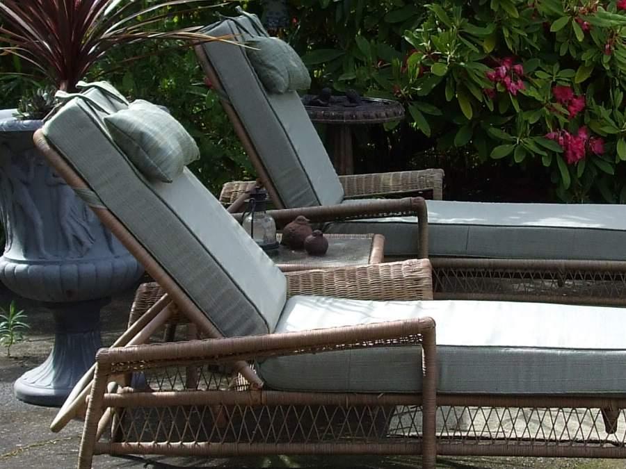 Patio Lounge Cushions