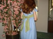 Flower Girl Dress back 06/09