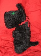 Scottie Sock Dog