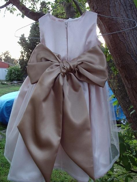Flowergirl dress 2