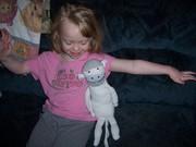 First Sock Monkey