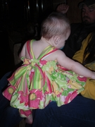 Lexi's Easter Oufit