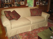 Nancy's Den Sofa - AFTER (1)