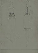 a gown & dress