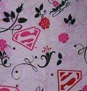 Super girl fabric