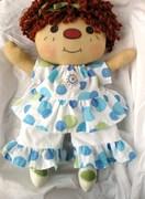 Molly Ann Raggedy Doll by Birdie