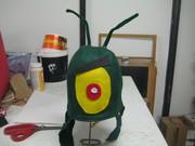 Plankton Halloween Costume