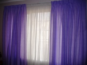 Chantelle's new curtains