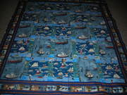 """""""Boats Galore"""" Quilt"""