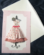 Burdastyle Sewn Card