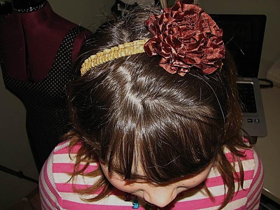 Carnation Hairband