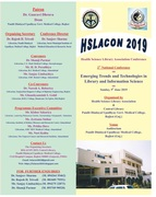 2nd National Conference on Emerging Trends and Technologies in Library and Information Science