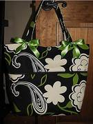 Green Mint Extend-A-Handbag