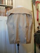 Shooting vest 2011-1 back