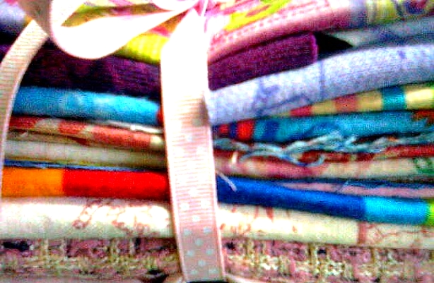 Scrap Fabric Give-away Bundle