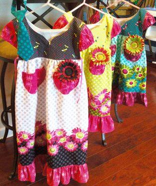 Easter Dresses & Boys Ties