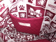 Inside of Mississippi State Tote