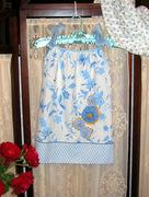 Floral Pillowcase Dress